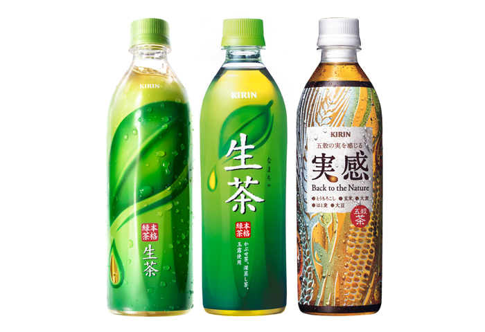 KIRIN BEVERAGE / TEA PACKAGING